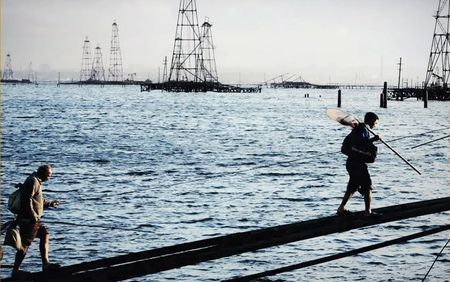 Каспий: Кому море, а кому озеро
