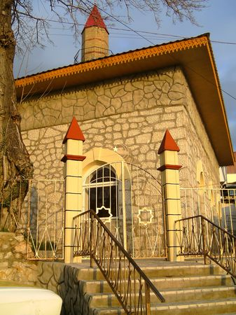 Как восстанавливали джами в Кореизе