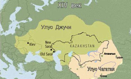 Казахи обратились к наследию Золотой Орды