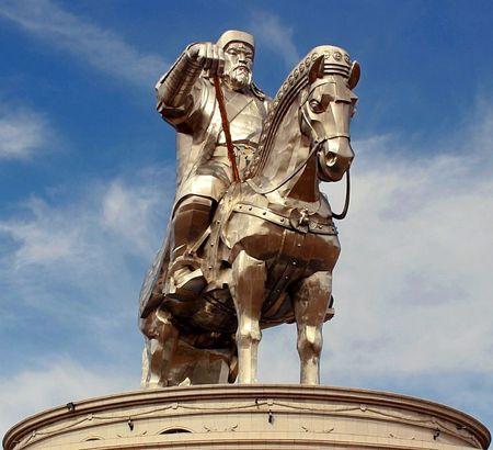 В каждом русском сидит монгол?..