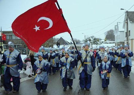 В Бельгии есть «турецкая деревня»
