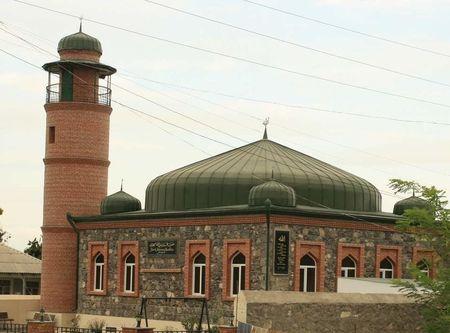 Мечеть в Марнеули