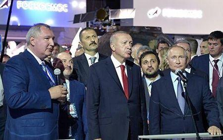 Москва зовет Анкару в космос