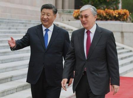 Какие вопросы решал в Пекине Касым-Жомарт?