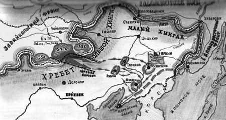 Мустафа Джилял совершил марш через Хинган без поломок