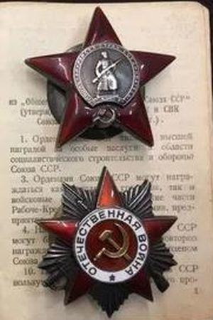 Саид-Асан Саид-Якубов доставлял боеприпасы и горячую пищу на огневые позиции батареи