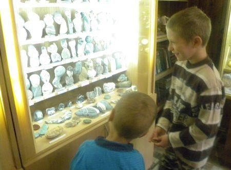 Юные посетители оценили юмор и фантазию автора