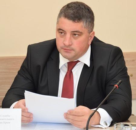 Прихожанов назначен главой стройнадзора Крыма