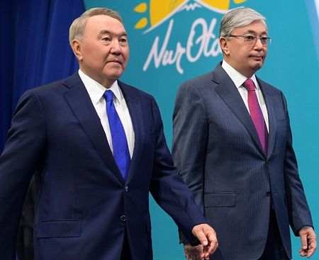 Нурсултан остается хозяином в Казахстане