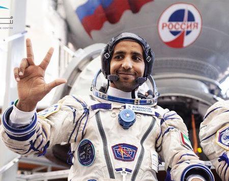 Хаззаа аль-Мансури - космонавт из Объединенных Арабских Эмиратов