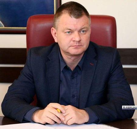 В Керчи опять Сергей Бороздин