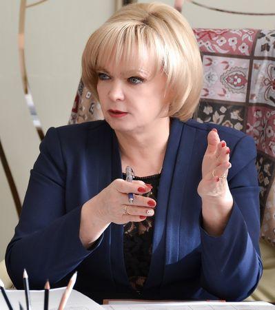 Людмила Глушко
