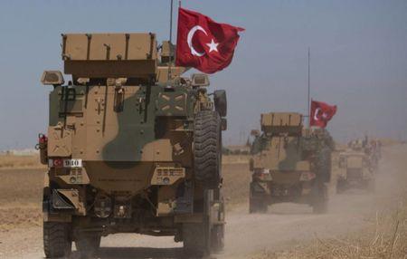 Турция начала военную операцию вСирии
