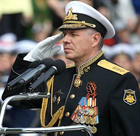Главный штаб ВМФ России возглавит адмирал Витко?