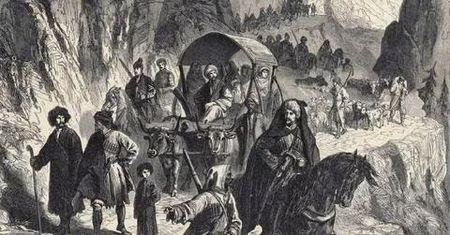 Кавказская война. Геноцид, которого не было. Ч. 1  Мифы и правда о кавказской войне