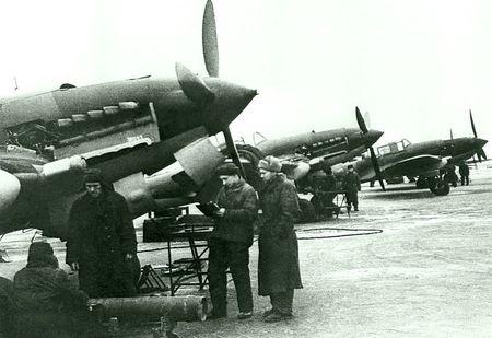 Осман Бекиров выпускал боевые самолеты