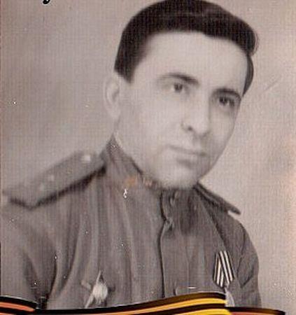Рустем Бекиров воевал до Победы
