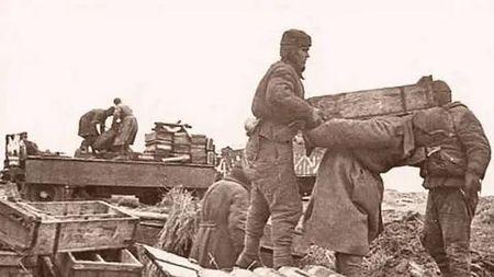 Сейдамет Бекиров принимал и отгружал боеприпасы