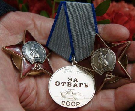 Ибрагим Гафаров ремонтировал пушки и минометы