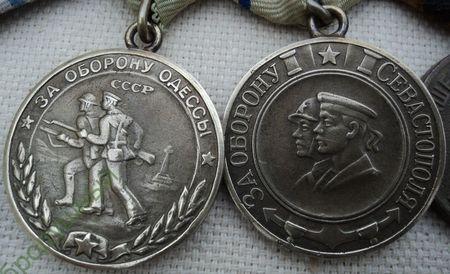 Билял Ибраимов оборонял Одессу и Севастополь