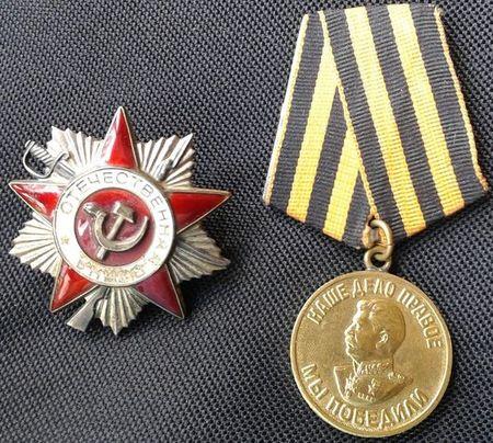 Сеит Джелиль Ибраимов воевал до Победы