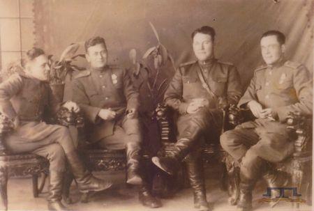 Иса Касараев погиб в Манчжурии
