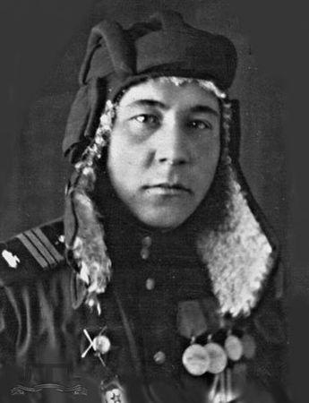 Абкаир Решидов служил автоматчиком в танковой бригаде