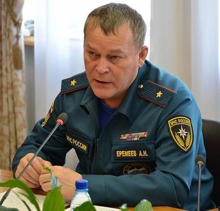 Еремеев больше не глава МЧС по Крыму