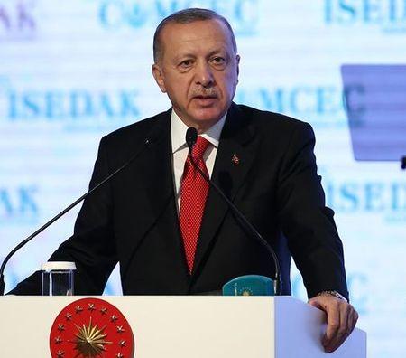 Эрдоган: ОИС — не обычная организация