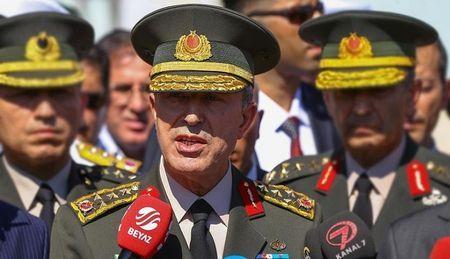 В армии Турции побеждают «евразийцы»?