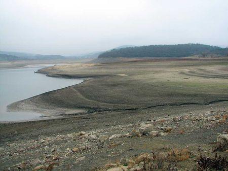 В Крыму пересохли реки