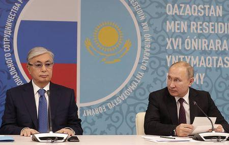 Россия и Казахстан будут сотрудничать еще активней