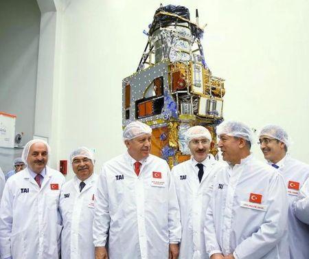 Турция будет осваивать космос с Россией