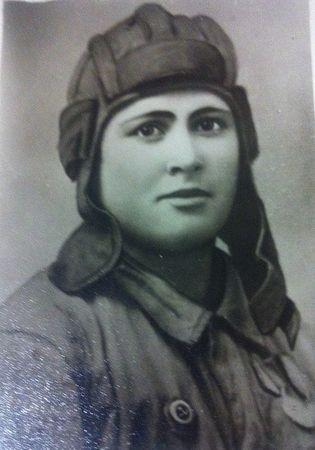 Али Абибулаев был танкистом