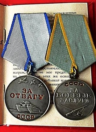 Сулейман Ибрагимов в бою вел себя мужественно и отважно