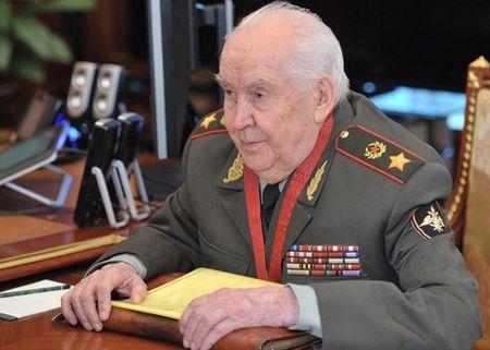 Ушел из жизни генерал Махмут Гареев