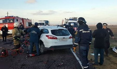 Людмила Глушко погибла в ДТП