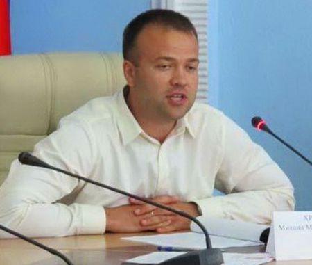 министром строительства и архитектуры Михаил Храмов