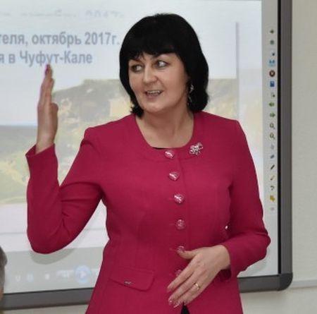 министр образования, науки и молодежи Валентина Лаврик