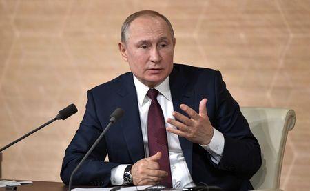 Владимир Путин: Я жалею, что нет Советского Союза