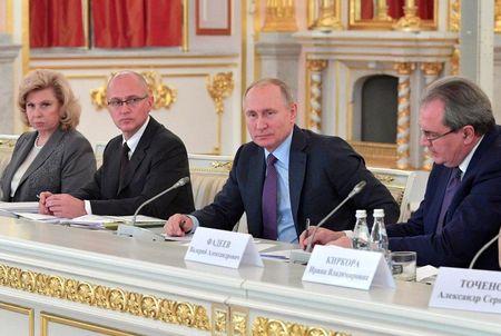 Владимир Путин: Не было до 9 века никаких русских!