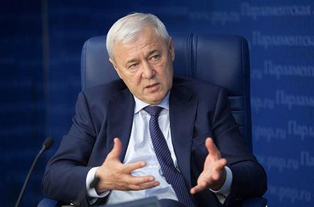 Аксаков возглавил «Справедливую Россию» в Крыму
