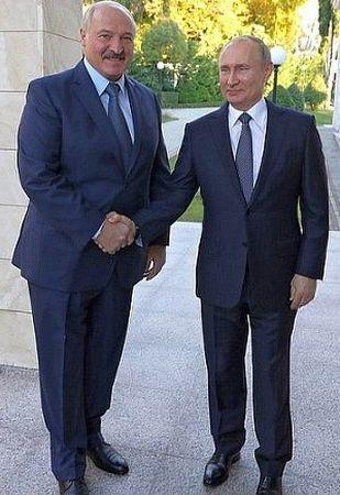 Батька и Путин снова не договорились?