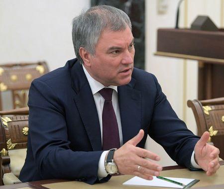 Зачем Володин стращал Украину распадом