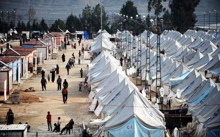 Турция вернет в Сирию миллион беженцев