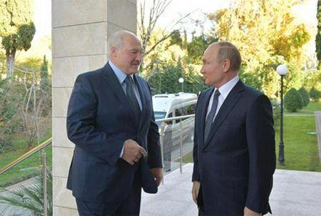 Батька предложил России стать Беларусью