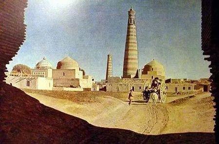 Хива стала культурной столицей тюркского мира
