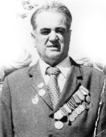Нежмедин Аметов прошел на машине от Сталинграда до Кенигсберга