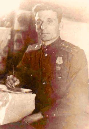 Али Ибрагимов командовал огневым взводом ПВО