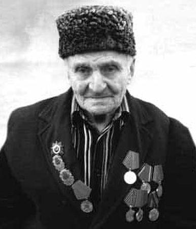 Мустафа Саидмамедов завершил войну в Уфе